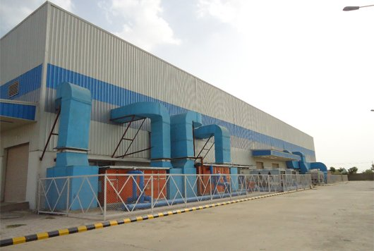 Dharampal Satyapal ( DS) Group Factory